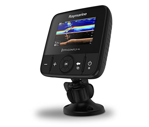 Raymarine Dragonfly 4 Pro Sonargps With Us C Map Essentials - Us-c-map-essentials